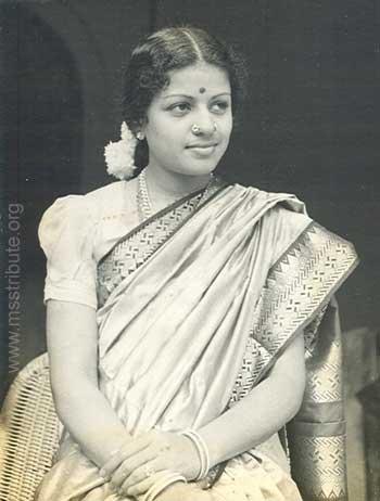 M.S.Subbulakshmi in Chennai