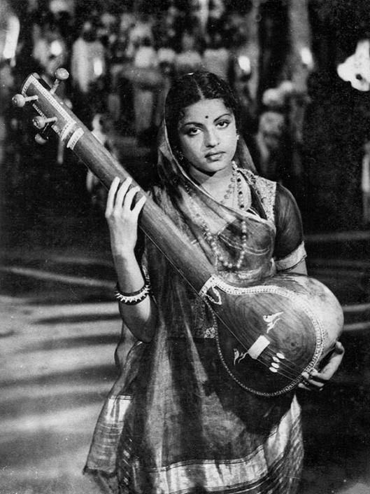 MSS as Meera